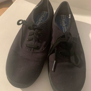 Keds Shoes - Keds Black Champion Sneaker - Never worn!